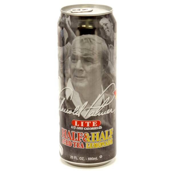 Arizona - Arnold Palmer - Lite Half & Half Ice Tea Lemonade - 23fl oz