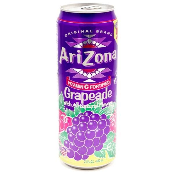 Arizona - Grapeade - 23 fl oz