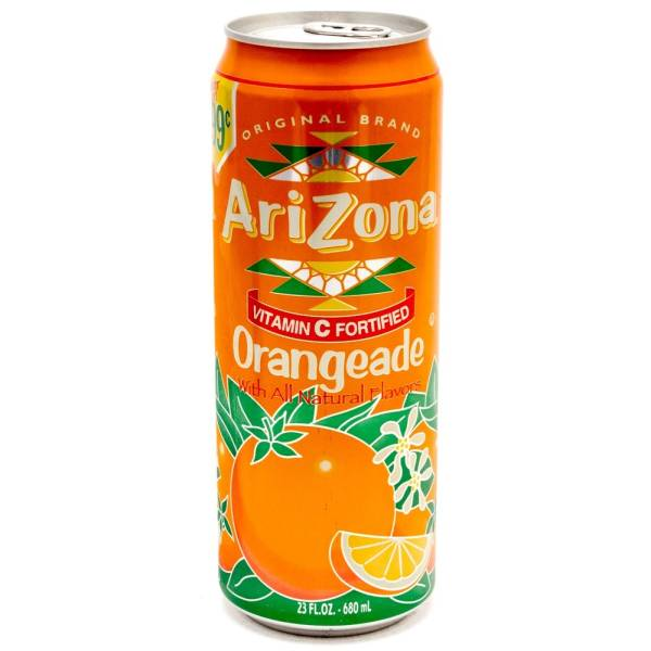 Arizona - Orangeade - 23 fl oz
