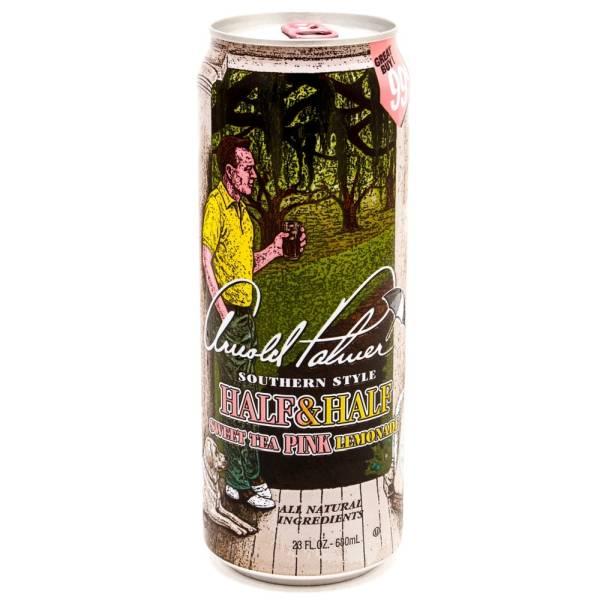 Arizona - Peach Southern Style Sweet Tea and Pink Lemonade - 23 fl oz
