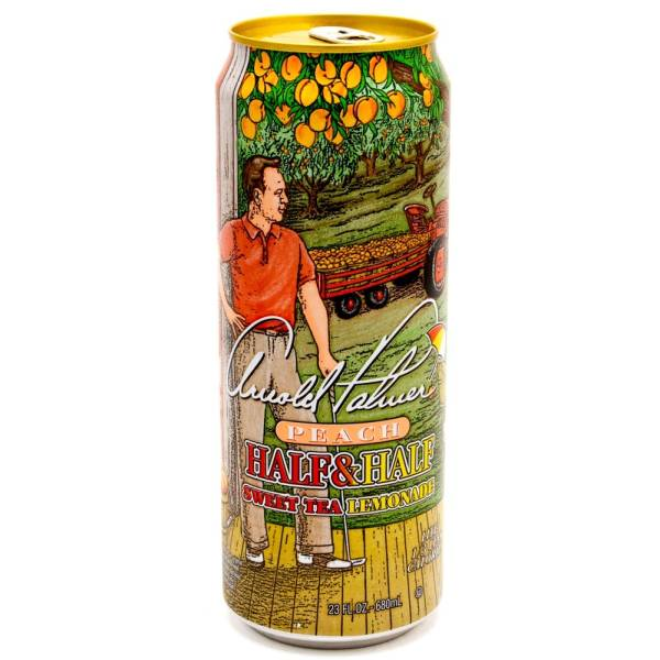 Arizona - Peach Sweet Tea and Lemonade - 23 fl oz