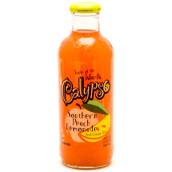 Calypso - Southern Peach Lemonade - 20fl oz