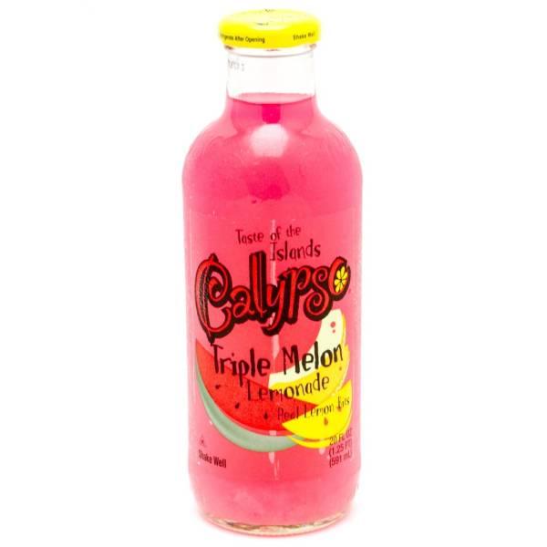 Calypso - Triple Melon Lemonade - 20 fl oz