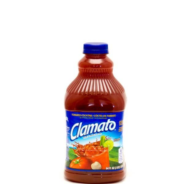 Clamato - Original - Tomato Cocktail - 64fl oz