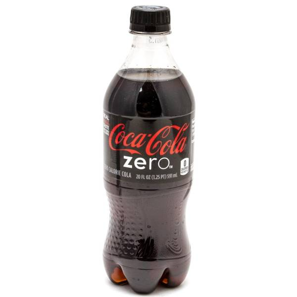 Coke Zero Bottle 16 09 Fl Oz Beer Wine And Liquor