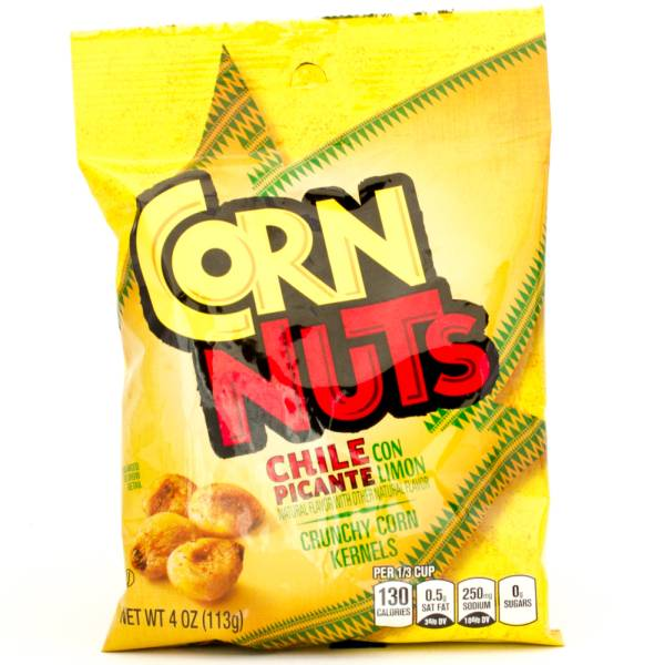 Corn Nuts - Chile Picante - 4oz