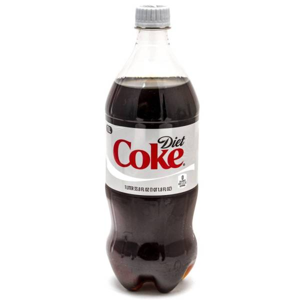Diet Coke - Bottle - 1L