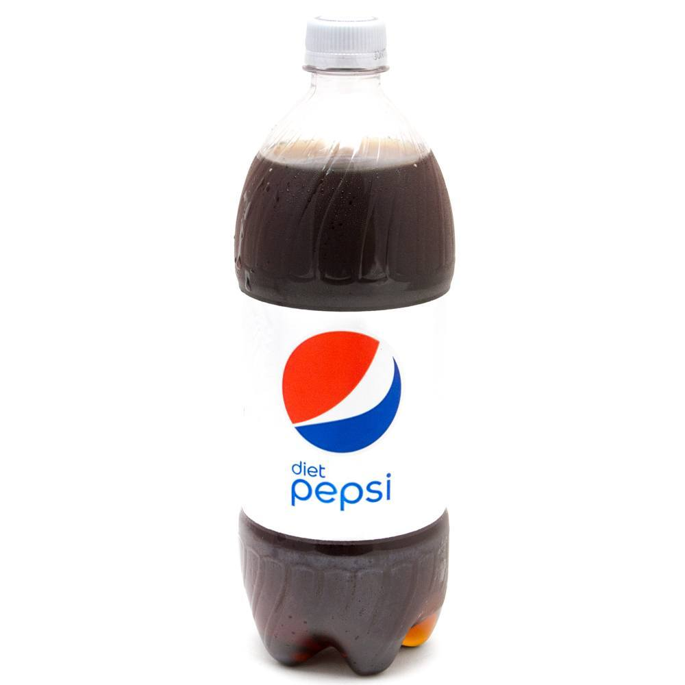Diet Pepsi - Bottle - 1L