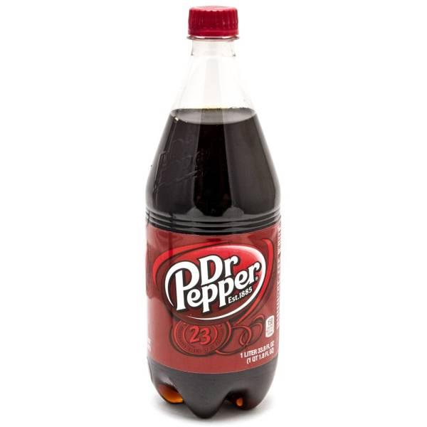 Dr. Pepper - Bottle - 1L