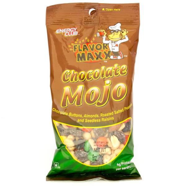Energy Club - Flavor Maxx - Chocolate Mojo Snack Mix - 6 oz