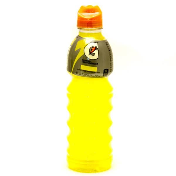 Gatorade - Lemon-Lime - 20fl oz