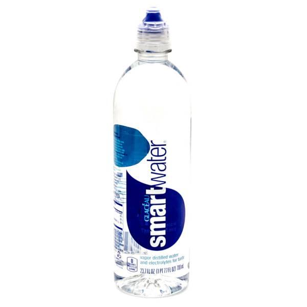 Glaceau - Smart Water - 23.7fl oz