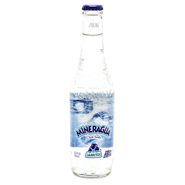 Jarritos - Mineragua Club Soda - 12.5 fl oz