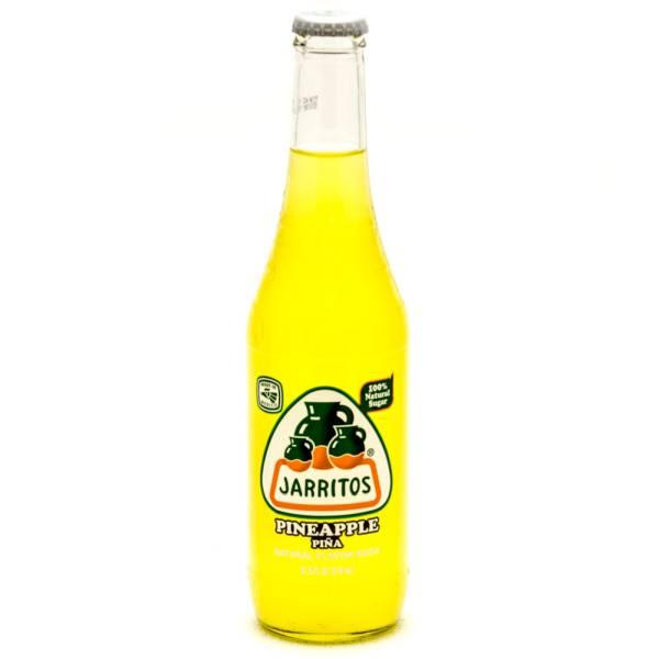 Jarritos - Pineapple - 12.5fl oz