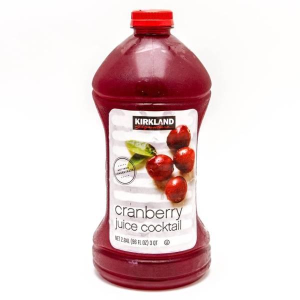 Ocean - Cranberry Juice Cocktail - 64 fl oz