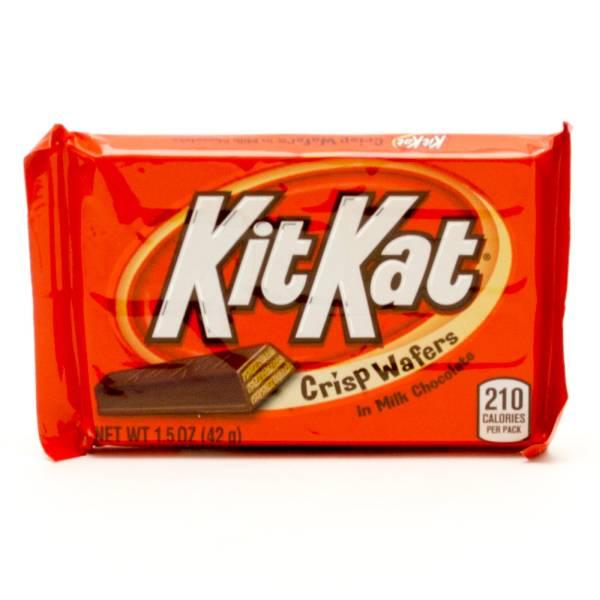 Kit Kat - Crisp Wafers in Milk Chocolate - 1.5oz