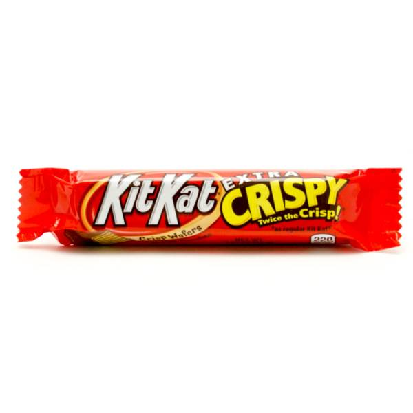 Kit Kat - Extra - Crispy Crisp Wafers - 1.6oz