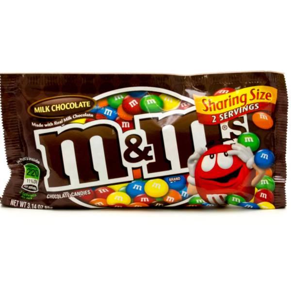 M&Ms - Milk Chocolate Sharing Size - 1.14oz