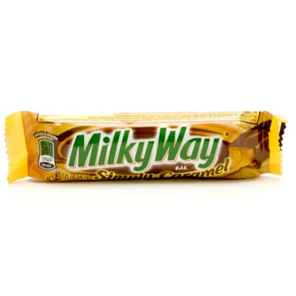 Milky Way - Simply Caramel - 1.91oz