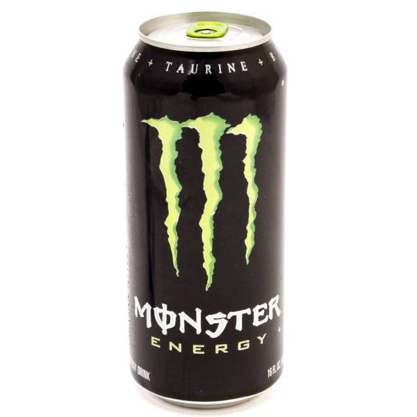 Monster - Energy Drink - 16 fl oz