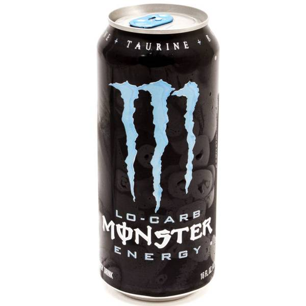 Monster - Energy Drink - Lo-Carb - 16 fl oz