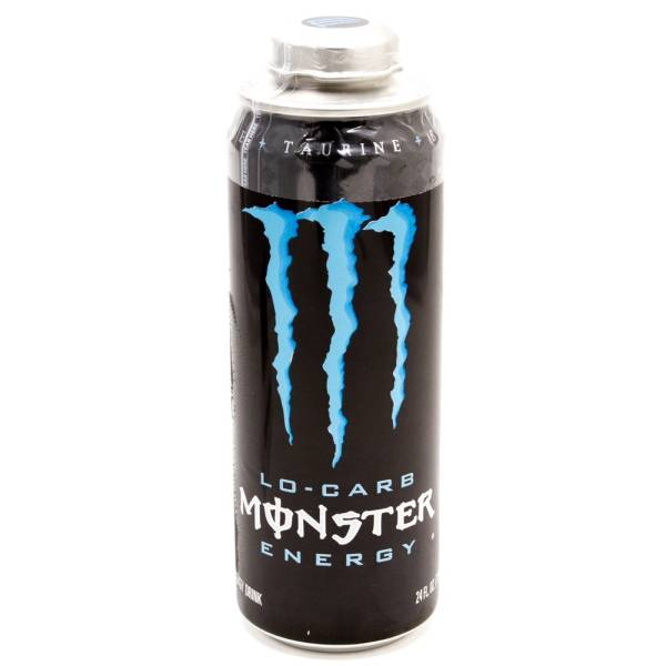 Monster - Energy Drink - Lo-Carb 24 fl oz