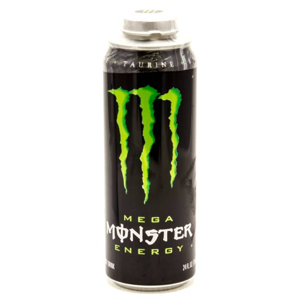 Monster - Mega - Energy Drink - 24fl oz