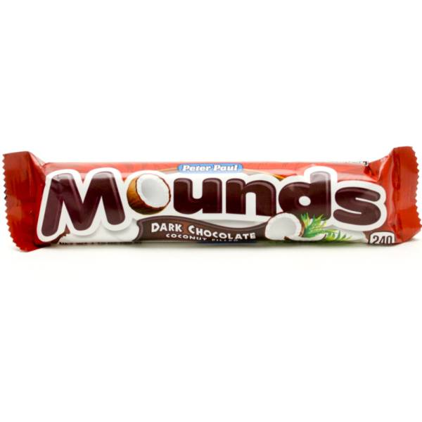 Mounds - Dark Chocolate Coconut Filled - 1.75oz