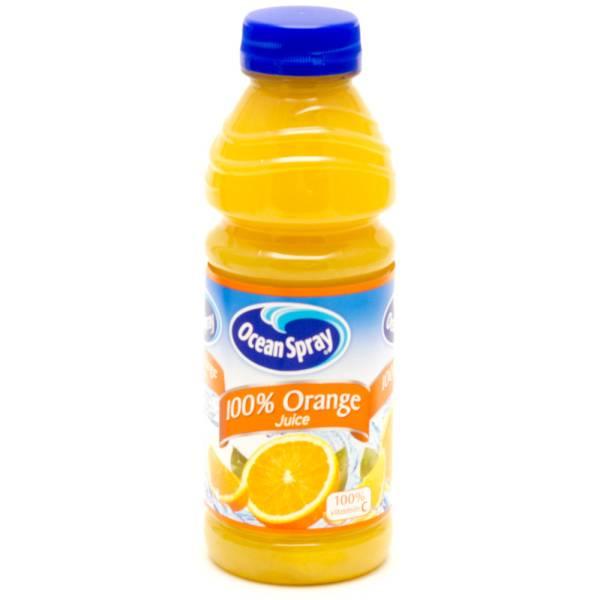 Ocean Spray - Orange Juice - 15.2fl oz