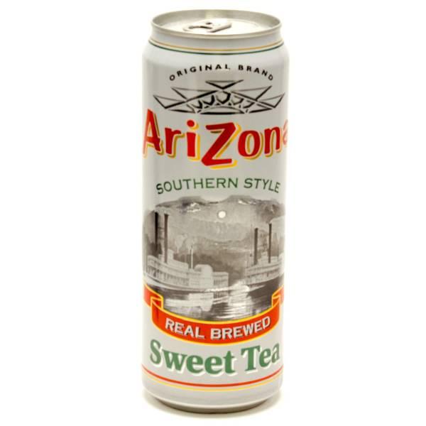 Original Brand Arizona Southern Style Real Brewed Sweet Tea - 23fl oz