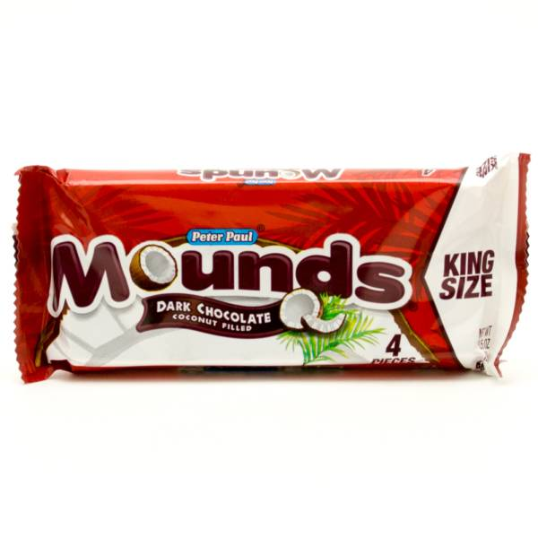 Mounds - Dark Chocolate Coconut Filled