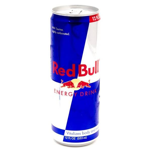 Red Bull - 12 fl oz