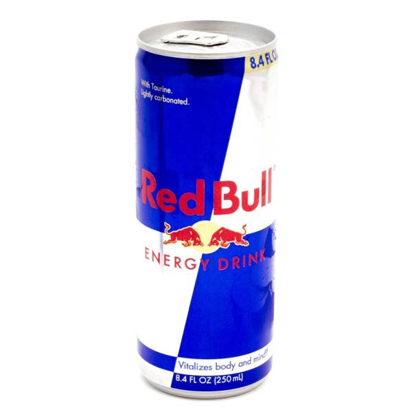 Red Bull - 8.4 fl oz