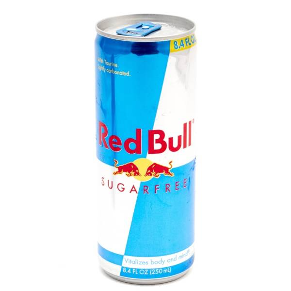 Red Bull - Sugar Freel - 8.4 fl oz