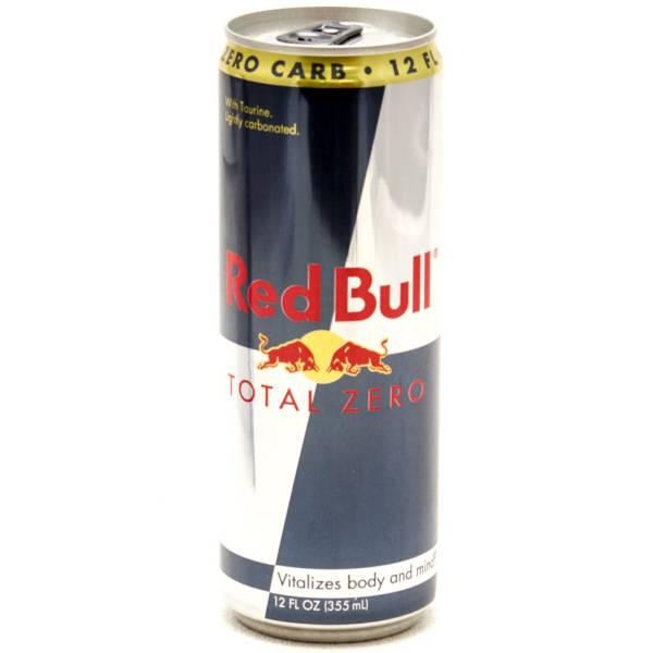 Red Bull - Total Zero - 12fl oz