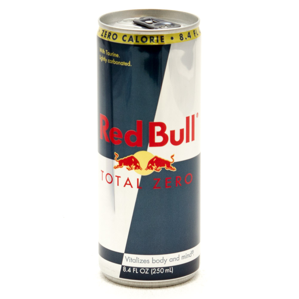 Red Bull - Total Zero - 8.4fl oz