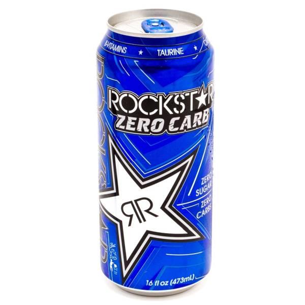 Rock Star - Zero Carb - 16 fl oz