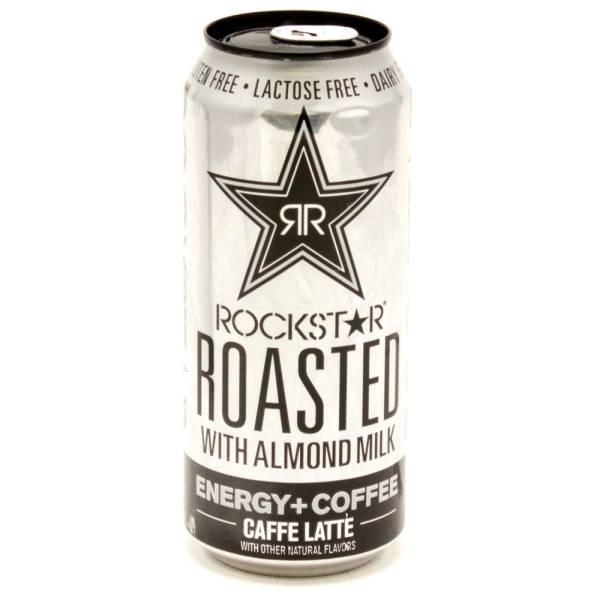 Rockstar - Coffee Caffe Latte - 15fl oz