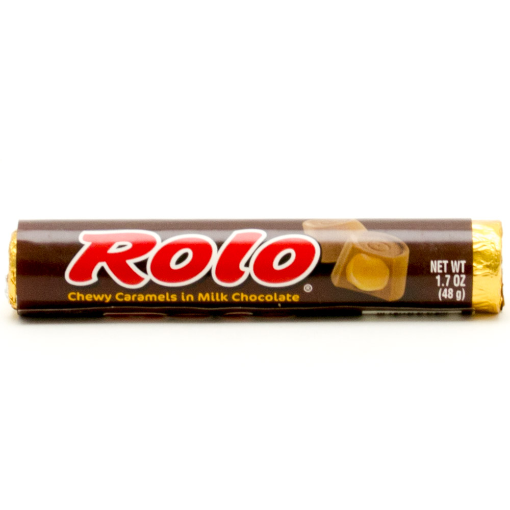 Rolo Chewy Caramels in Milk Chocolate 1.7oz