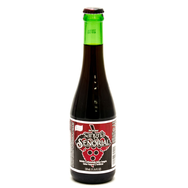 Sangria - Senorial Sin Alcohol - 11.16fl oz