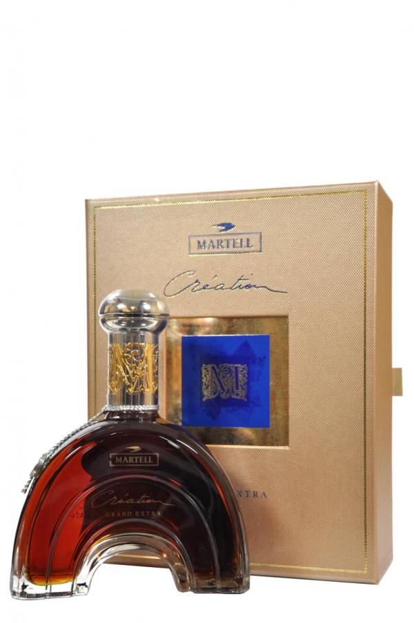 Martell -Creation- Grand Extra Cognac