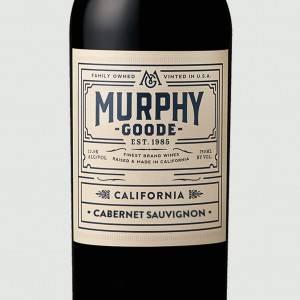 Murphy Goode Cabernet Sauvignon 750ml