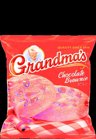 Grandma's Chocolate Brownie