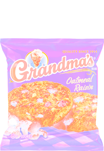 Grandma's Oatmeal Raisin