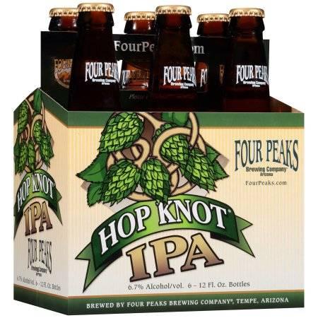 Four Peaks - Hop Knot IPA - 12oz Bottle - 6 Pack