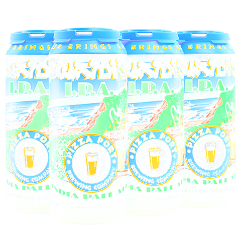 Pizza Port-Swami's IPA - 16Fl oz- 6 pack cans