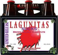 Lagunitas - Sucks- 12oz Bottle - 6 Pack