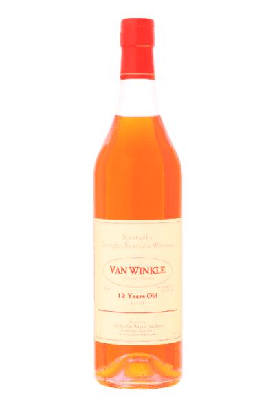 Van Winkle 12 Years Old Kentucky Straight Bourbon Whiskey