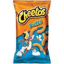 Cheetos Puffs - Large Bag