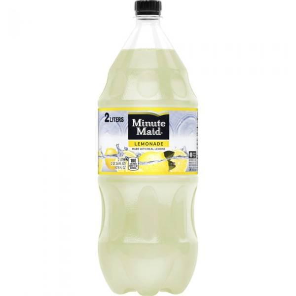 Minute Maid Lemonade 2L